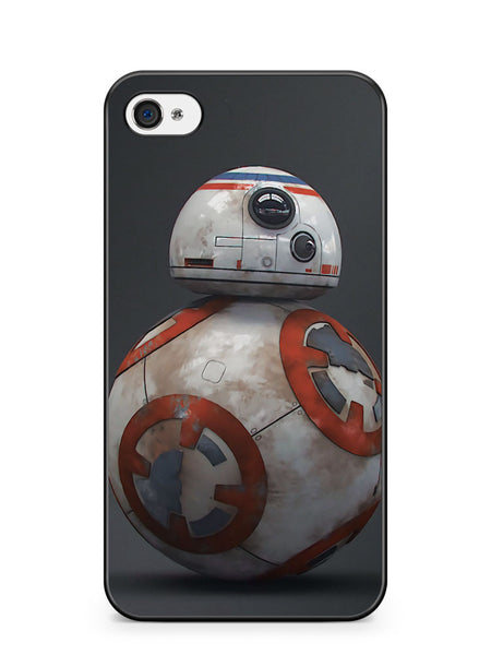 Bb 8 Star Wars the Force Awaken Apple iPhone 4 / iPhone 4S Case Cover ISVA081