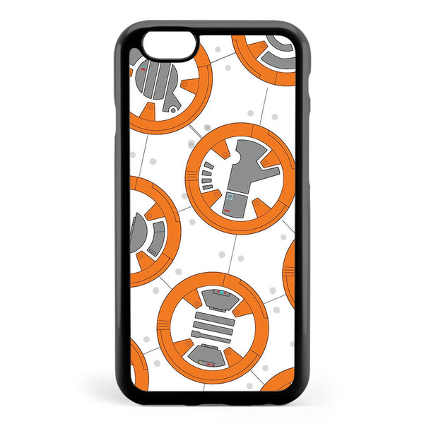 Bb 8  star Wars the Force Awakens  Pattern Apple iPhone 6 / iPhone 6s Case Cover ISVG432