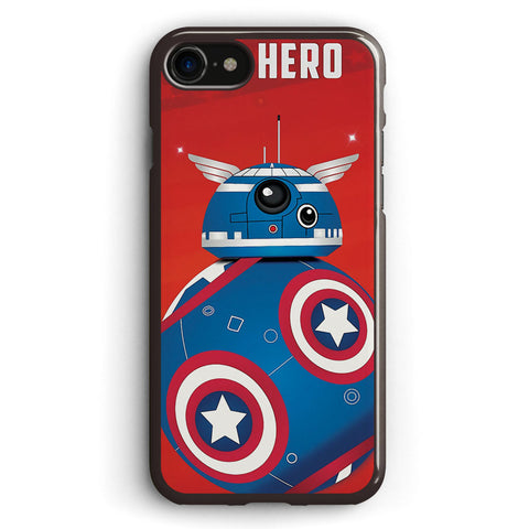 Bb8 Friends Series 1 the Hero Apple iPhone 7 Case Cover ISVH717