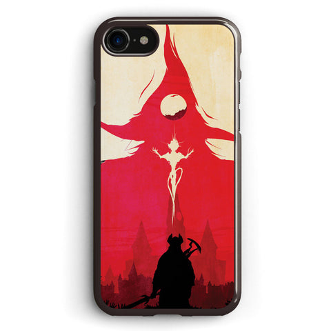 Bloodborne Double Exposure Apple iPhone 7 Case Cover ISVD233