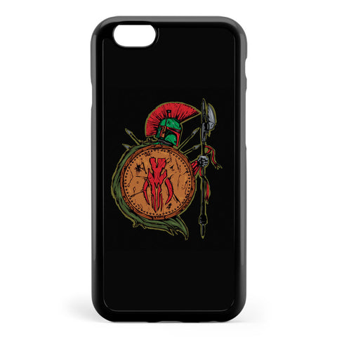 Boba Fett Spartan Apple iPhone 6 / iPhone 6s Case Cover ISVC644
