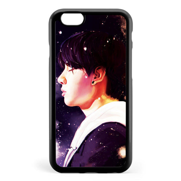 Bts Jungkook Apple iPhone 6 / iPhone 6s Case Cover ISVB429