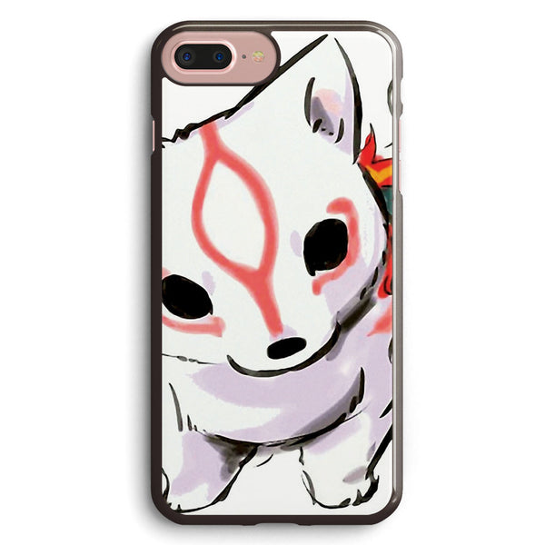 Baby Okamiquestioning Apple iPhone 7 Plus Case Cover ISVE383