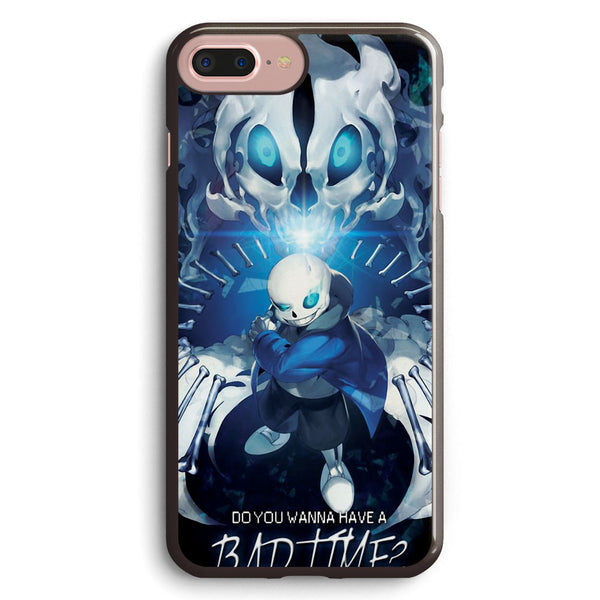 Bad Time Sans Apple iPhone 7 Plus Case Cover ISVD840