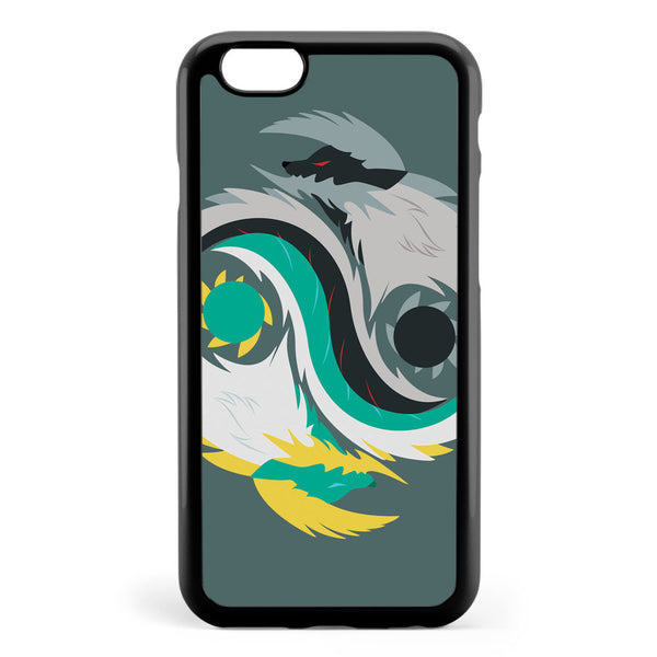 Balance Jinouga Apple iPhone 6 / iPhone 6s Case Cover ISVE385