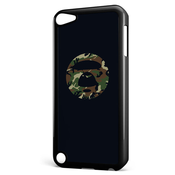 Bape Camo Aape Black Background Apple iPod Touch 5 Case Cover ISVA064