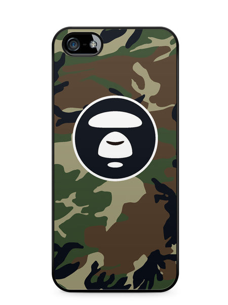 Bape Camo Aape Apple iPhone SE / iPhone 5 / iPhone 5s Case Cover  ISVA063