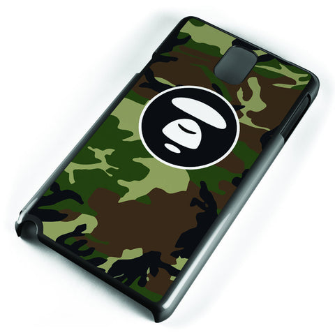 Bape Camo Aape Samsung Galaxy Note 3 Case Cover ISVA063