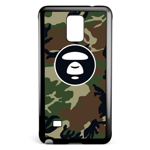 Bape Camo Aape Samsung Galaxy Note 4 Case Cover ISVA063