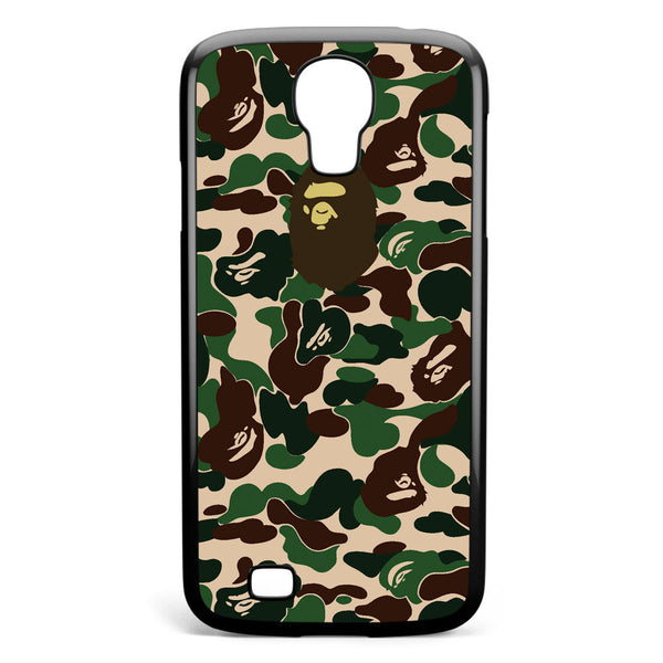 Bape Camo Green Samsung Galaxy S4 Case Cover ISVA011
