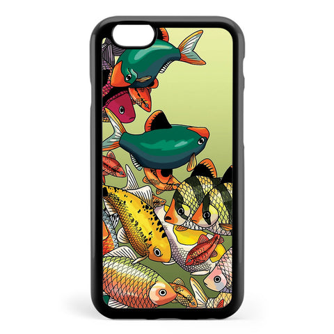 Barbs Apple iPhone 6 / iPhone 6s Case Cover ISVD216