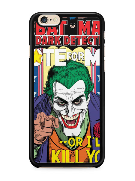 Batman Dark Detective Vote for Me Apple iPhone 6 / iPhone 6s Case Cover ISVA140