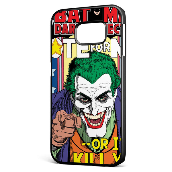 Batman Dark Detective Vote for Me Samsung Galaxy S6 Edge Case Cover ISVA140