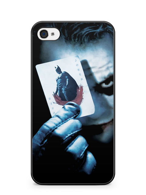 Batman Joker Apple iPhone 4 / iPhone 4S Case Cover ISVA360