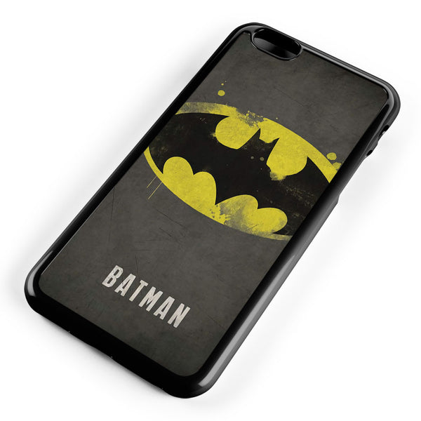 Batman Logo Vintage Apple iPhone 6 Plus / iPhone 6s Plus ISVA439