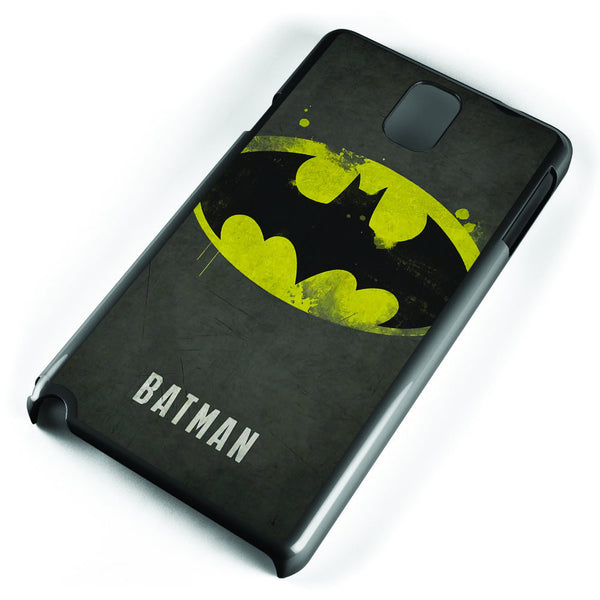 Batman Logo Vintage Samsung Galaxy Note 3 Case Cover ISVA439