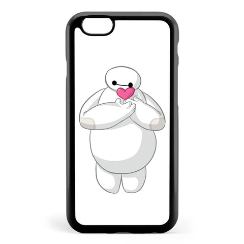 Baymax Heart Apple iPhone 6 / iPhone 6s Case Cover ISVB964