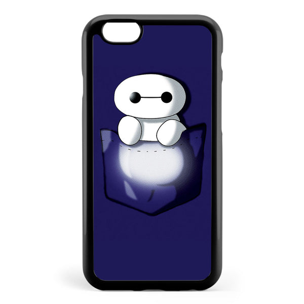Baymax Pocket Tee Apple iPhone 6 / iPhone 6s Case Cover ISVE389