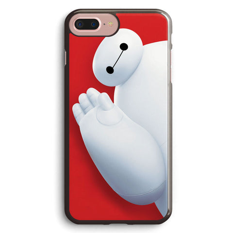 Baymax Say Hello Apple iPhone 7 Plus Case Cover ISVE939