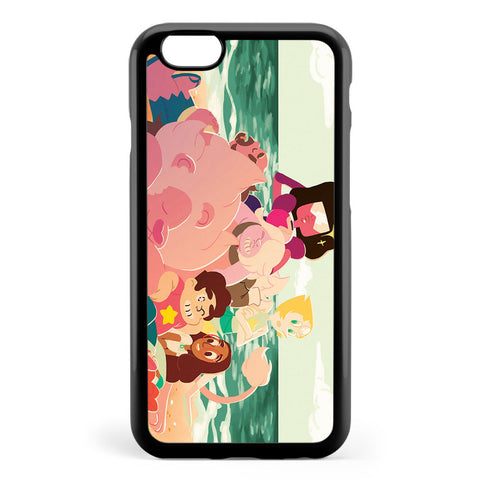 Beach Date Steven Universe Apple iPhone 6 / iPhone 6s Case Cover ISVG927