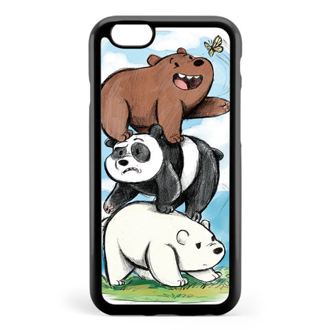 Bears Apple iPhone 6 / iPhone 6s Case Cover ISVE390