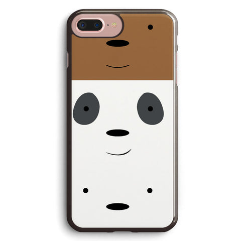 Bearstack We Bare Bears Apple iPhone 7 Plus Case Cover ISVB966