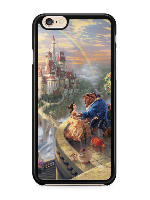 Beauty and the Beast Falling in Love Apple iPhone 6 / iPhone 6s Case Cover ISVA014