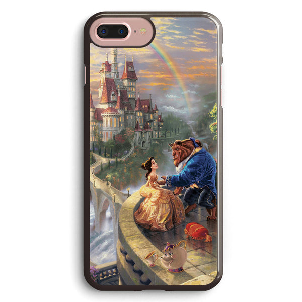 Beauty and the Beast Falling in Love Apple iPhone 7 Plus Case Cover ISVA014