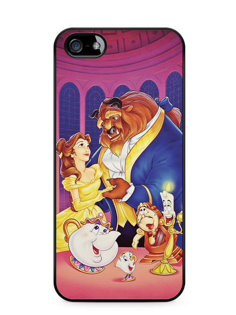 Beauty and the Beast Apple iPhone SE / iPhone 5 / iPhone 5s Case Cover  ISVA016