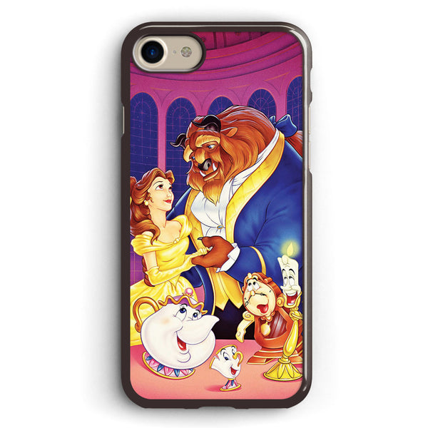 Beauty and the Beast Apple iPhone 7 Case Cover ISVA016