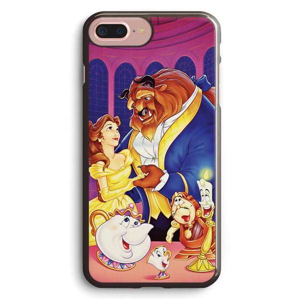 Beauty and the Beast Apple iPhone 7 Plus Case Cover ISVA016