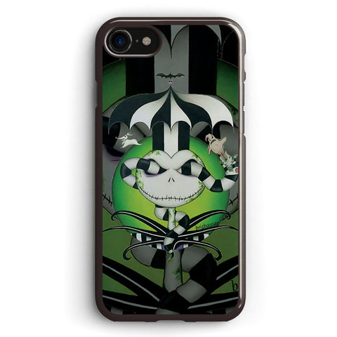 Beetlejack2 Black Apple iPhone 7 Case Cover ISVH341