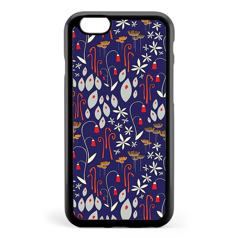 Bells and Blues Apple iPhone 6 / iPhone 6s Case Cover ISVD225