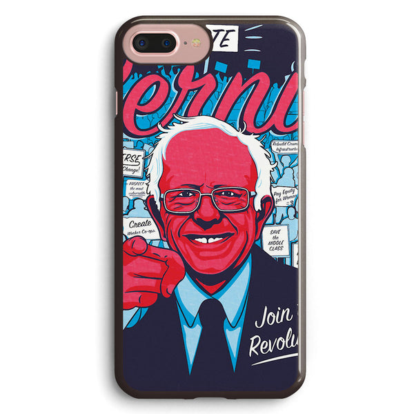 Bernie Sanders Revolution Apple iPhone 7 Plus Case Cover ISVE946