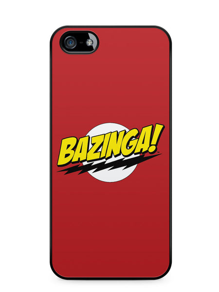 Big Bang Theory Bazinga Apple iPhone 5c Case Cover ISVA423