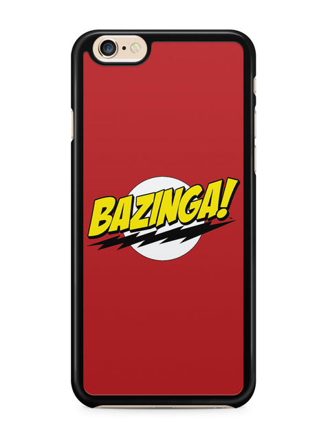 Big Bang Theory Bazinga Apple iPhone 6 / iPhone 6s Case Cover ISVA423
