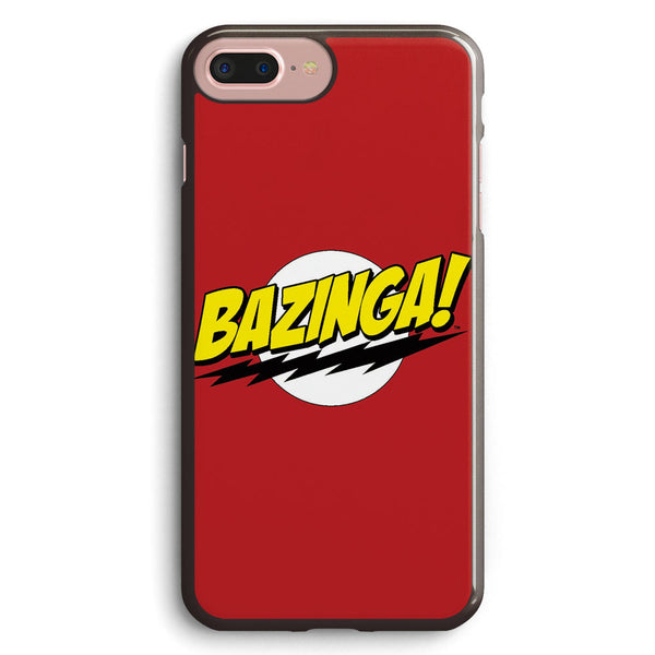 Big Bang Theory Bazinga Apple iPhone 7 Plus Case Cover ISVA423