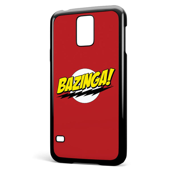 Big Bang Theory Bazinga Samsung Galaxy S5 Case Cover ISVA423