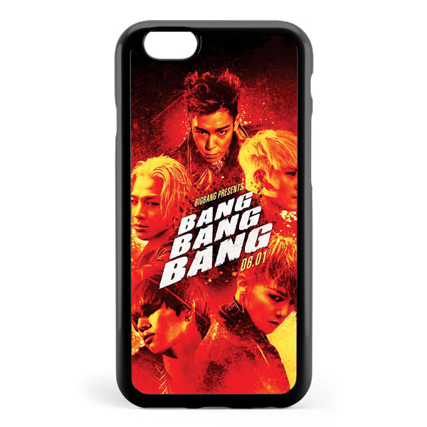 Bigbang Bang Bang Bang Apple iPhone 6 / iPhone 6s Case Cover ISVB407
