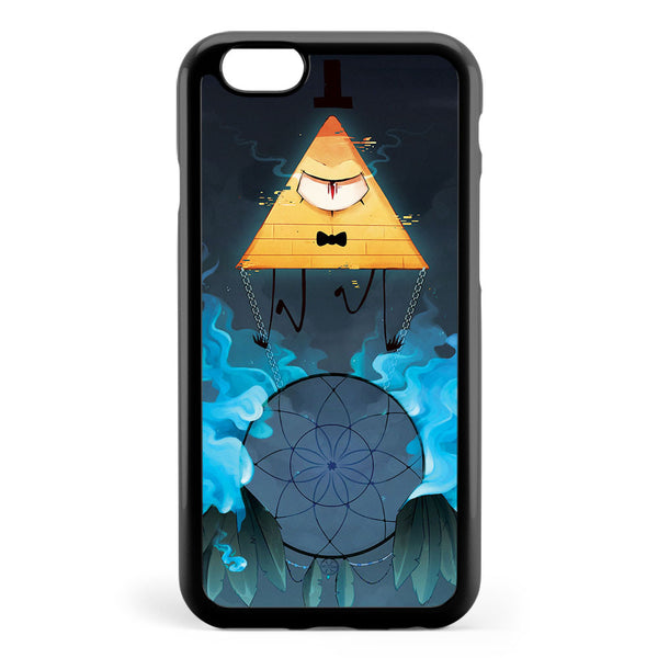 Bill Cipher 3 Gravity Falls Apple iPhone 6 / iPhone 6s Case Cover ISVA824