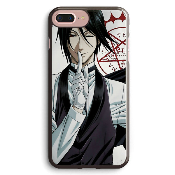 Black Butler Sebastian Apple iPhone 7 Plus Case Cover ISVD228