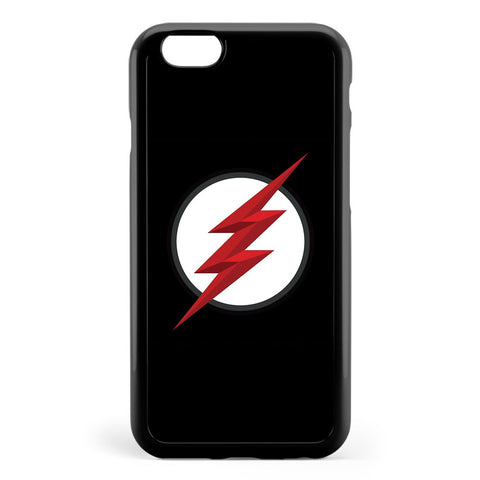 Black Flash Apple iPhone 6 / iPhone 6s Case Cover ISVG936