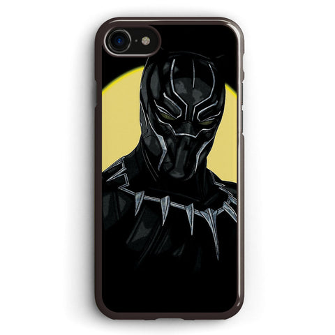 Black Panther Marvel Apple iPhone 7 Case Cover ISVG020
