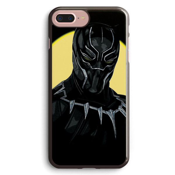 Black Panther Marvel Apple iPhone 7 Plus Case Cover ISVG020