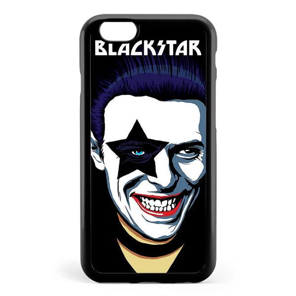 Black Star Apple iPhone 6 / iPhone 6s Case Cover ISVG021
