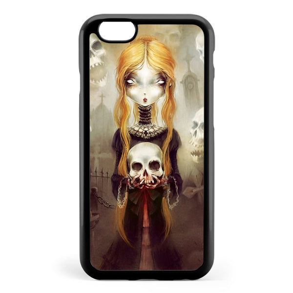 Black Widow Apple iPhone 6 / iPhone 6s Case Cover ISVE402