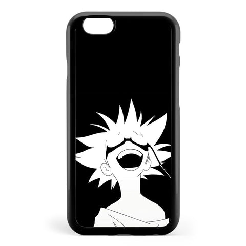 Black and White Ed Apple iPhone 6 / iPhone 6s Case Cover ISVH345