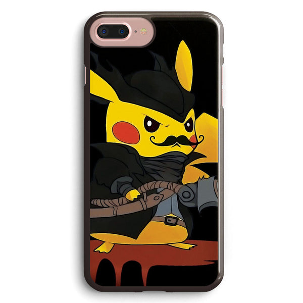 Bloodborne Special Pikachu Edition Apple iPhone 7 Plus Case Cover ISVC639