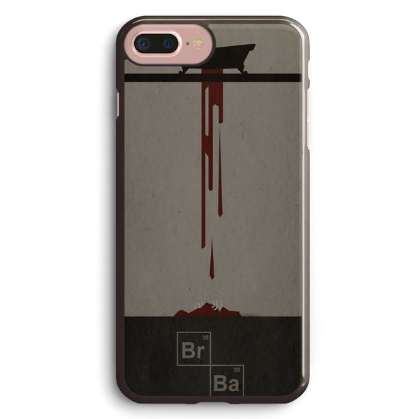 Bloody Breaking Bad Apple iPhone 7 Plus Case Cover ISVA572