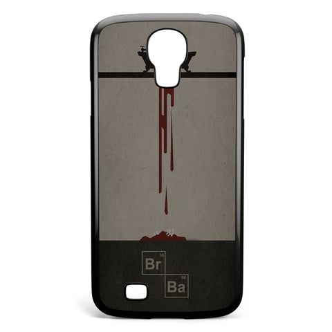 Bloody Breaking Bad Samsung Galaxy S4 Case Cover ISVA572